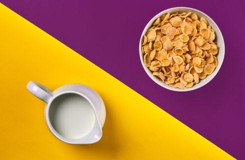 Marche di cereali per la colazione, le più dietetiche