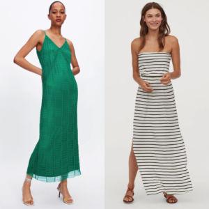 Fashion Alert: gli abiti lunghi per look informali