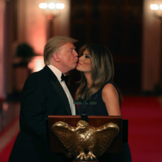 Melania Trump: come Donald mi ha conquistata