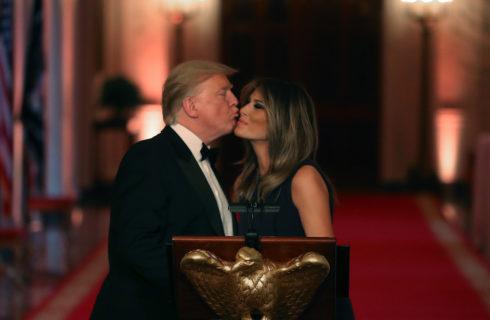 Melania Trump, boom di consensi su Instagram