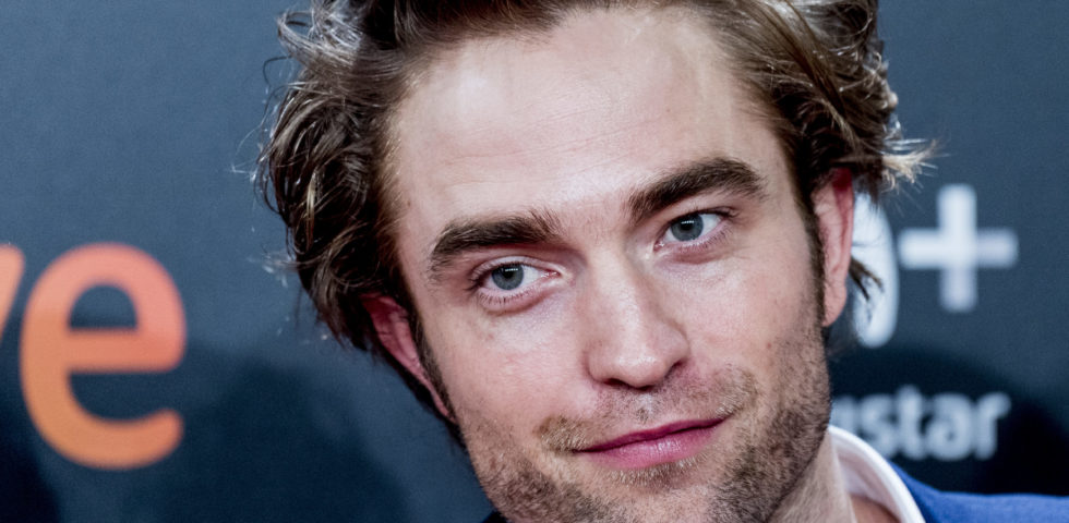 Robert Pattinson: prima foto dal set di The Batman