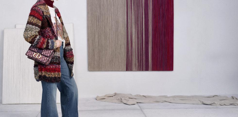 Dior borse: nasce la nuova it bag Dior 30 Montaigne