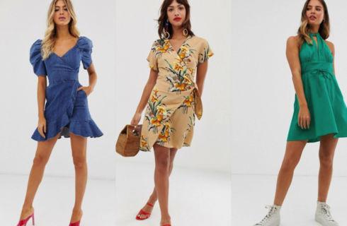 Vestiti corti: le proposte Asos, Zara e H&M