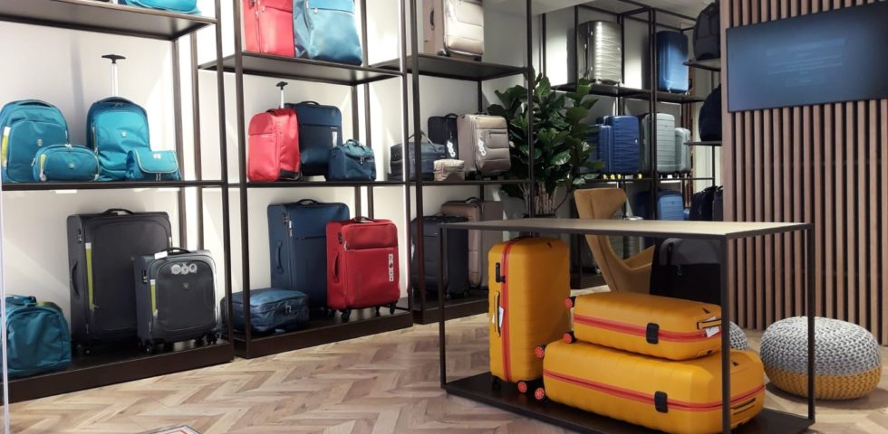 Roncato nuovo show room in via Frattina a Roma