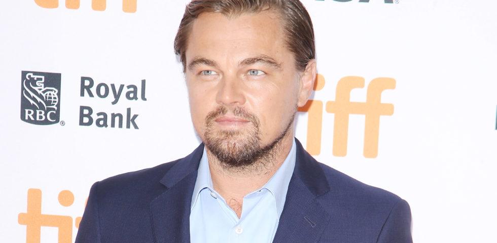 Leonardo DiCaprio a Cannes con la fidanzata Camila Morrone