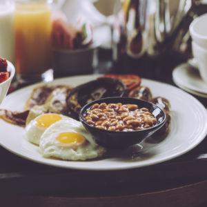 Colazione inglese: il menu tipico
