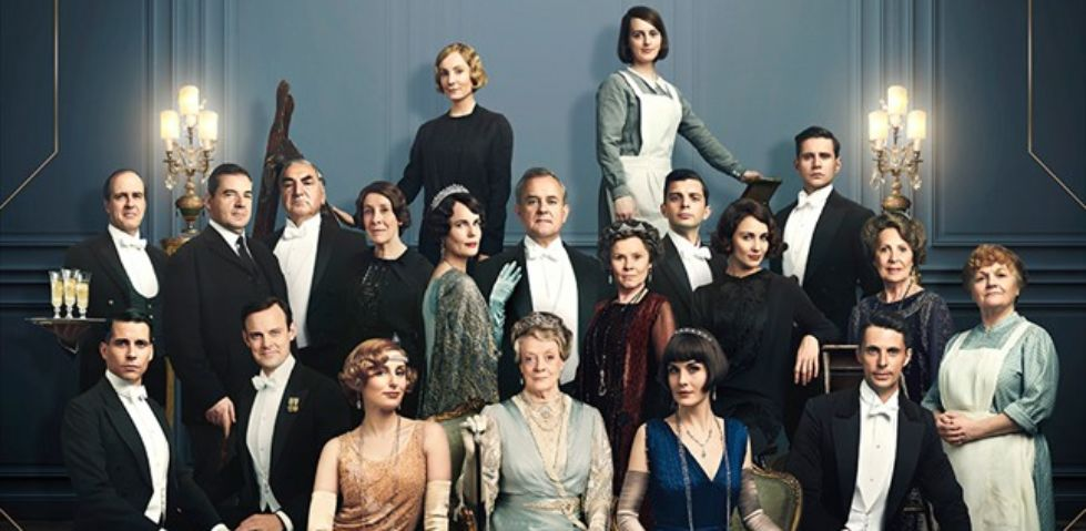 Downton Abbey: cast e poster ufficiale del film