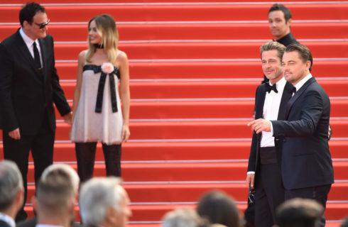 Cannes 2019: Brad Pitt, Leonardo DiCaprio e Margot Robbie sul red carpet