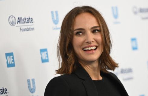 Natalie Portman nega la relazione con Moby e racconta come è diventata vegana