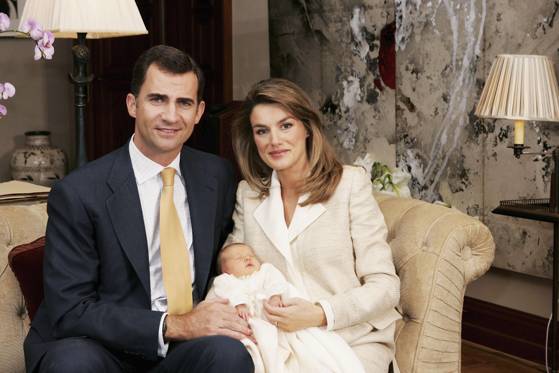 15 anni di Letizia e Felipe