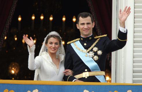 15 anni di matrimonio per Letizia Ortiz e Re Felipe: i momenti più belli
