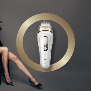 Braun Silk expert Pro 5: la recensione del nuovo epilatore