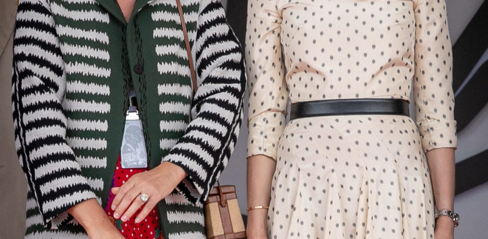 Tatiana Santo Domingo testiomonial del brand preferito di Kate Middleton