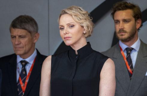 Charlene di Monaco e Beatrice Borromeo: i look al GP di Montecarlo