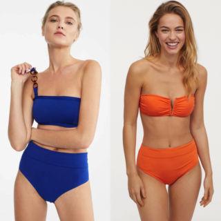 Trend Alert: bikini a fascia che passione!