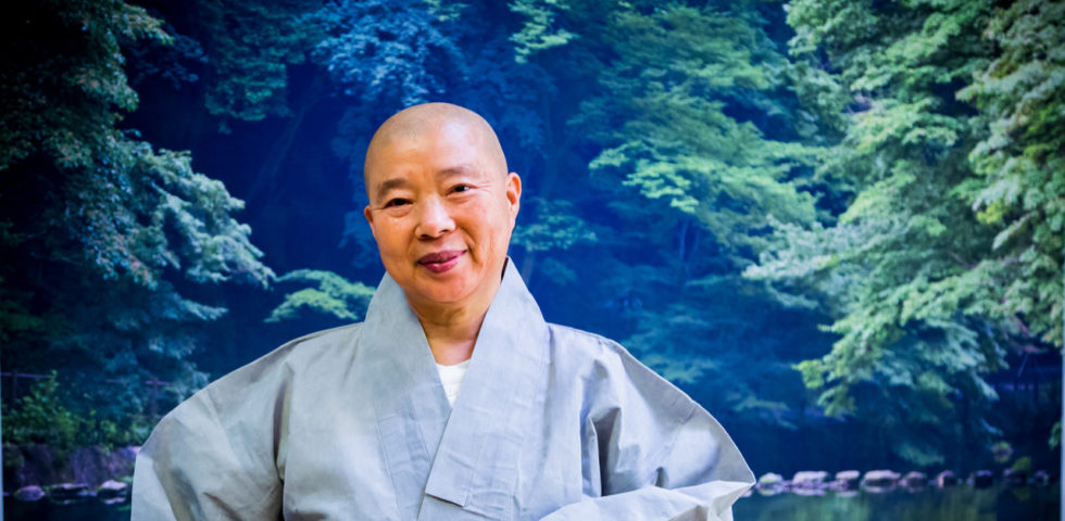 La cucina coreana secondo la monaca buddista Jeong Kwan