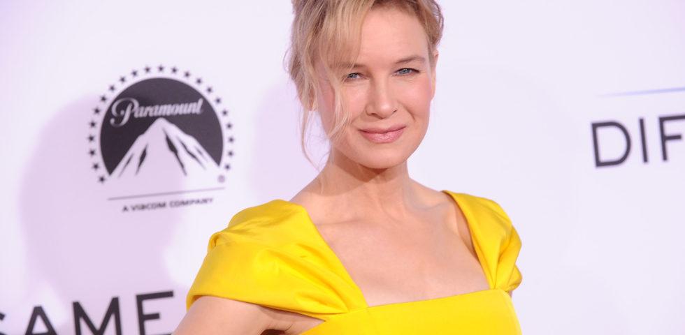 Renée Zellweger pronta a girare Bridget Jones 4
