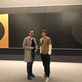 Brad Pitt a Venezia per la Biennale