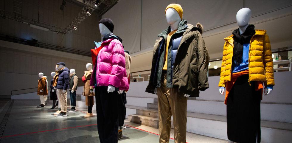 Uniqlo apre a Milano il primo store italiano