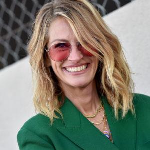 Julia Roberts: tutto sulla sua mascherina antirughe