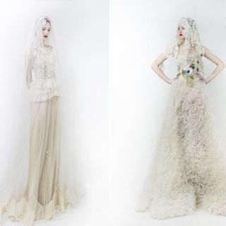 Elisabetta Delogu: la nuova collezione di abiti da sposa