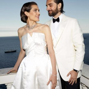 Charlotte Casiraghi e Dimitri Rassam finalmente sposi!
