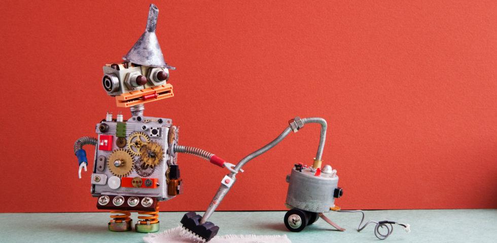 La top 10 dei robot aspirapolvere