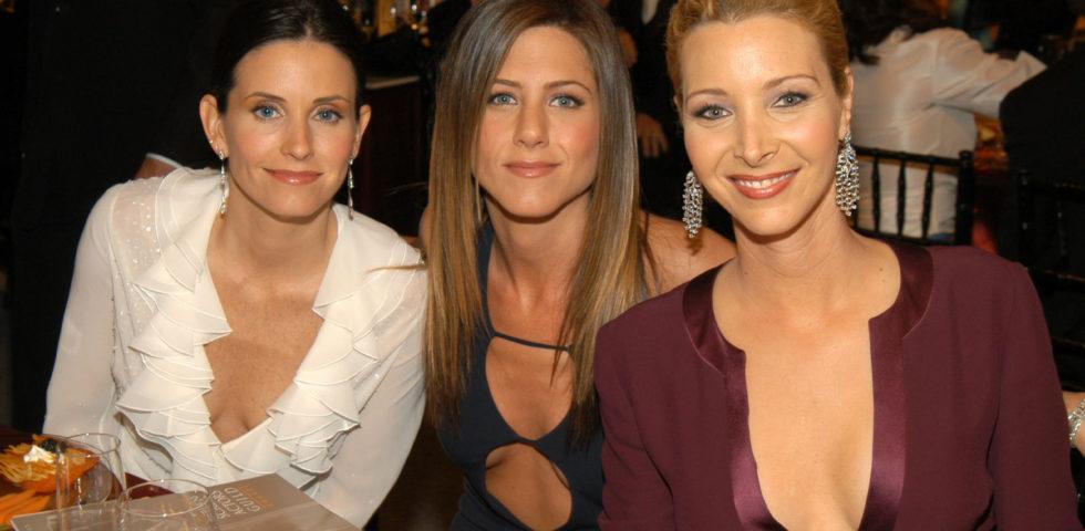 Brad Pitt e Jennifer Aniston: Courteney Cox dietro il loro riavvicinamento