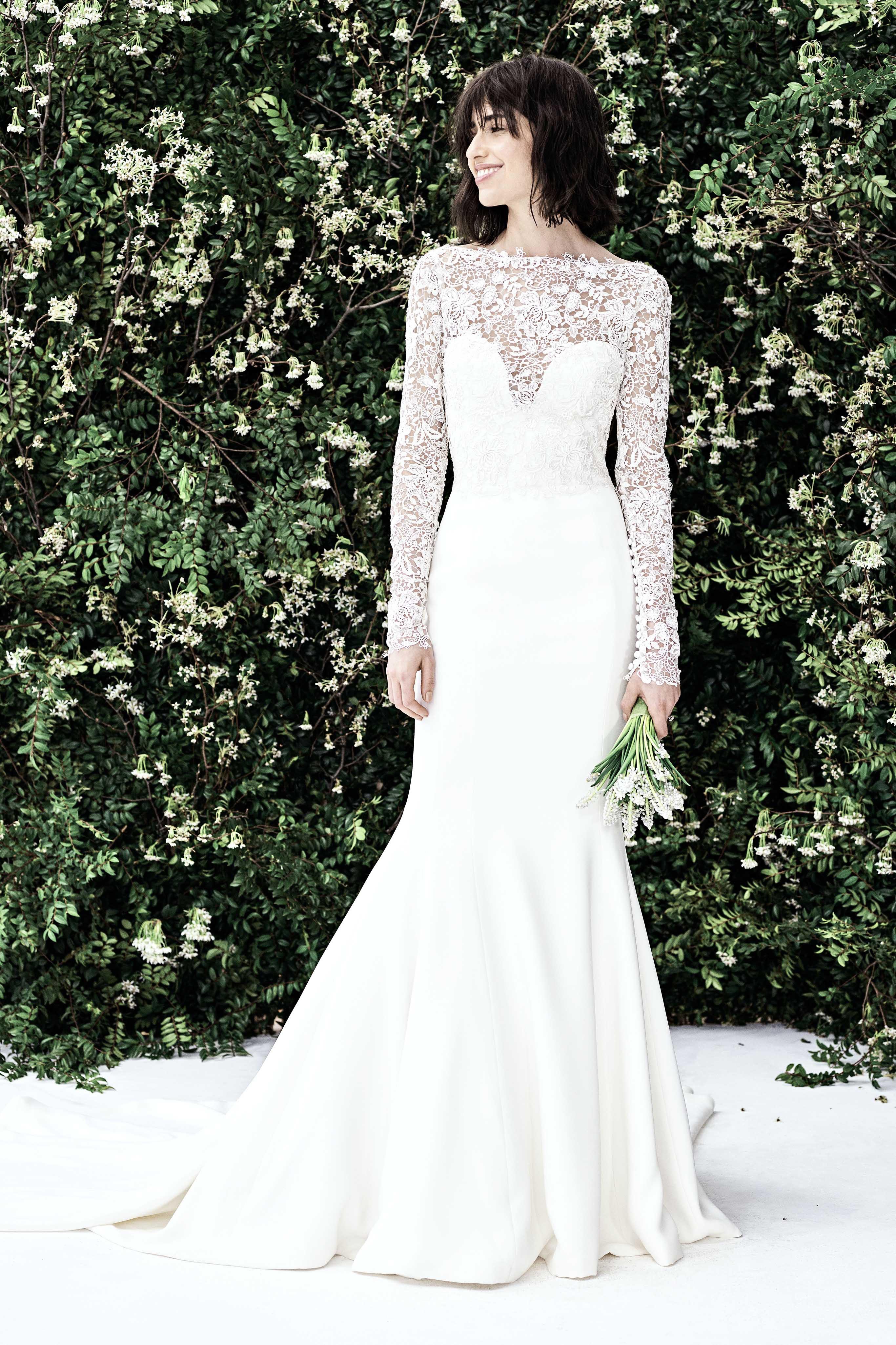 Carolina Herrera New York Bridal 2020