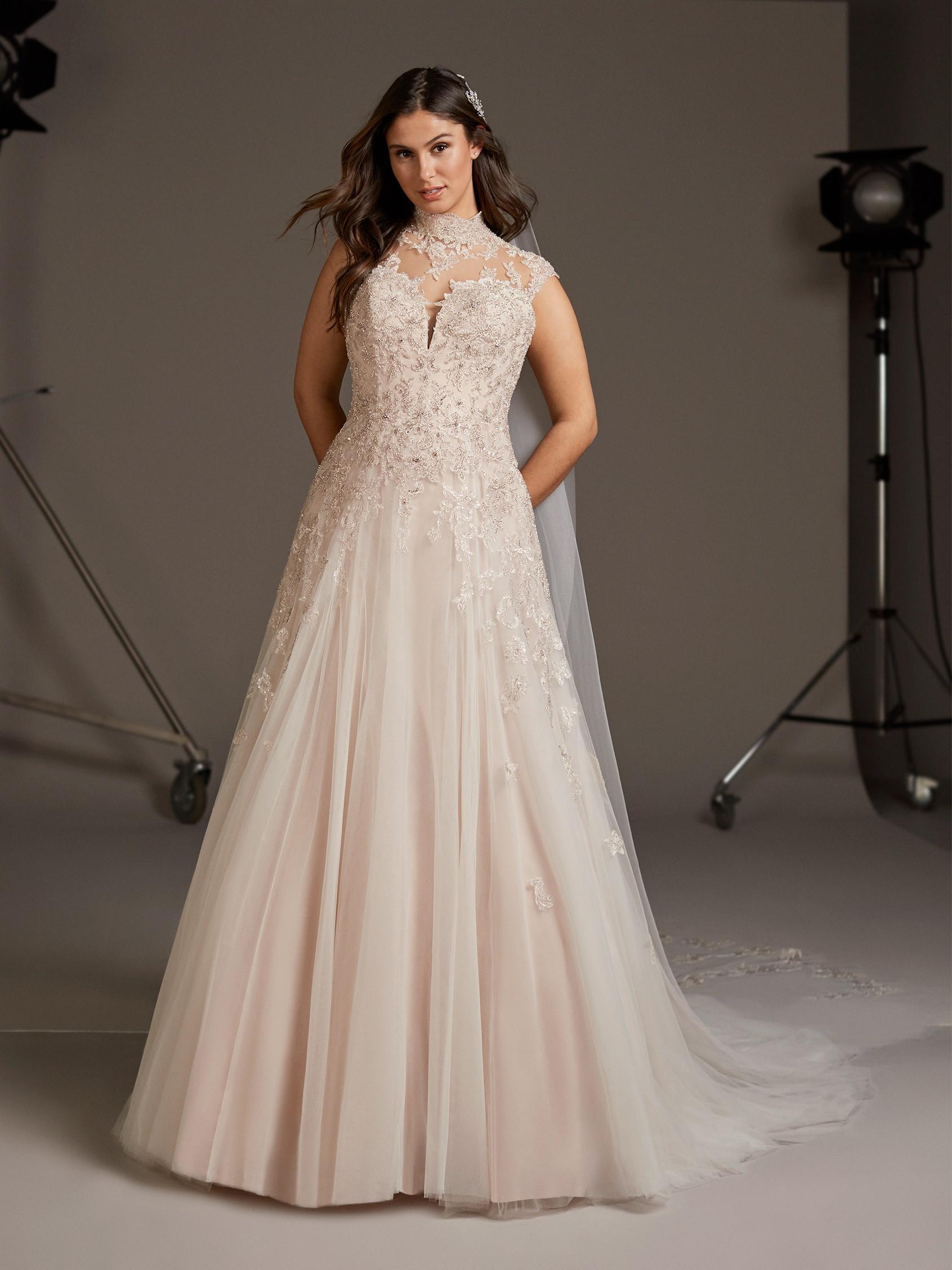 afe6a2d133 Vestiti da sposa 2020: tendenze | DireDonna