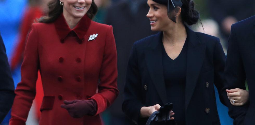 Meghan Markle: via dall'Inghilterra per non essere nell'ombra di Kate Middleton