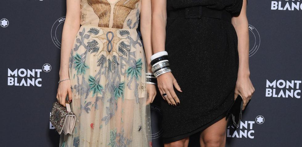 Charlotte Casiraghi come Kate Middleton: ricicla gli abiti passandoli alla sorella