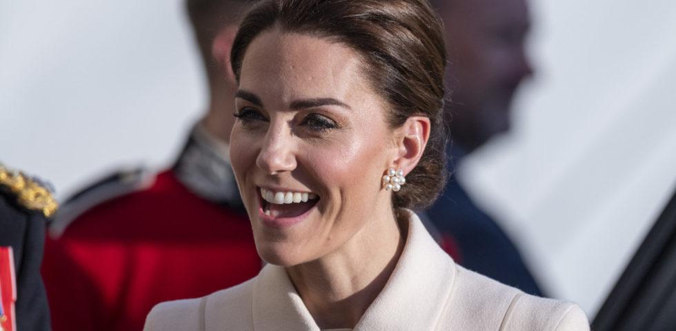 Kate Middleton: eleganza senza tempo per la parata militare