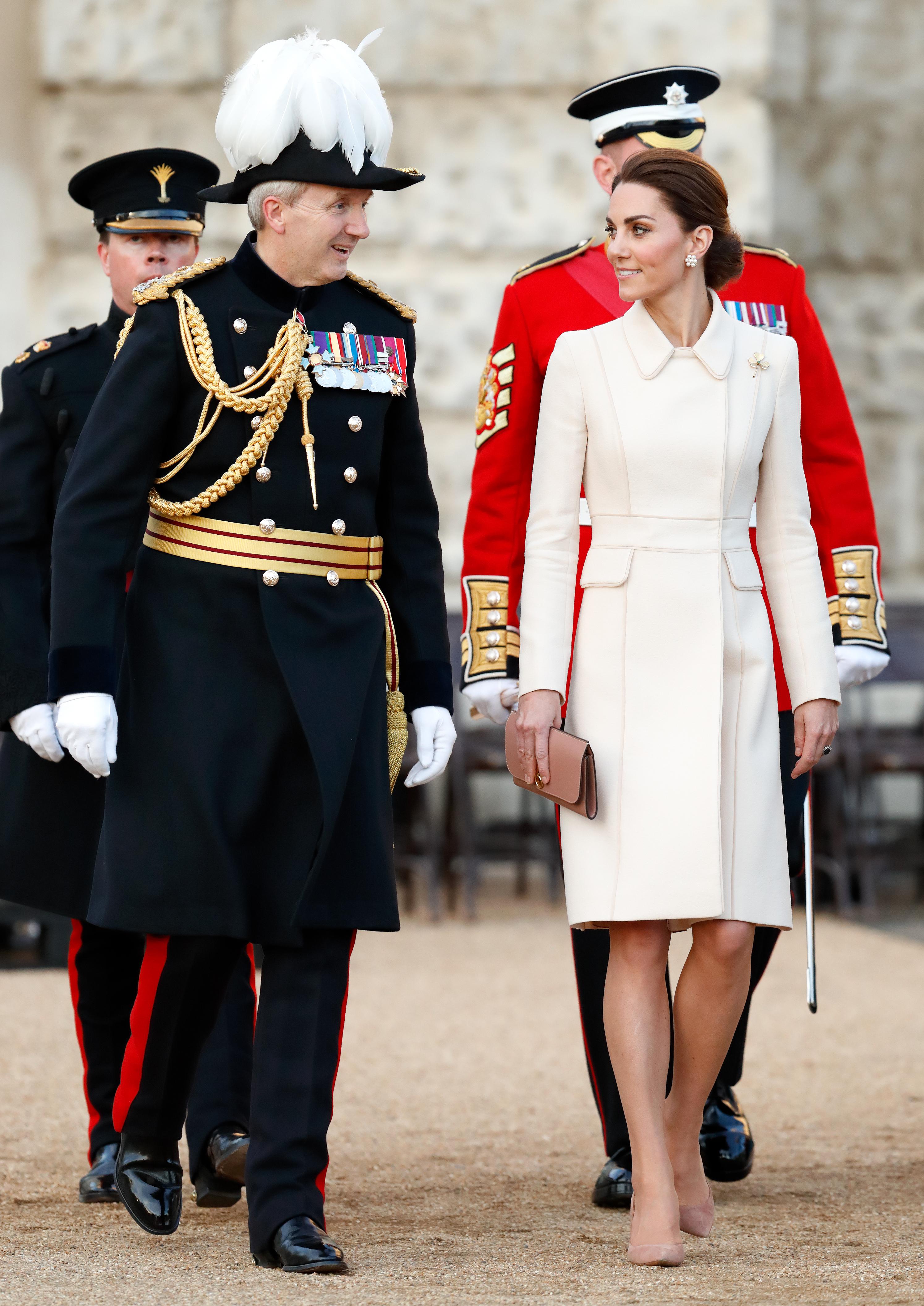 Kate ricicla ancora l'abito