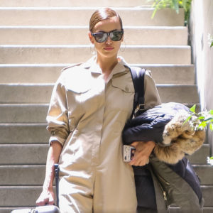 Irina Shayk fa le valigie e lascia Bradley Cooper