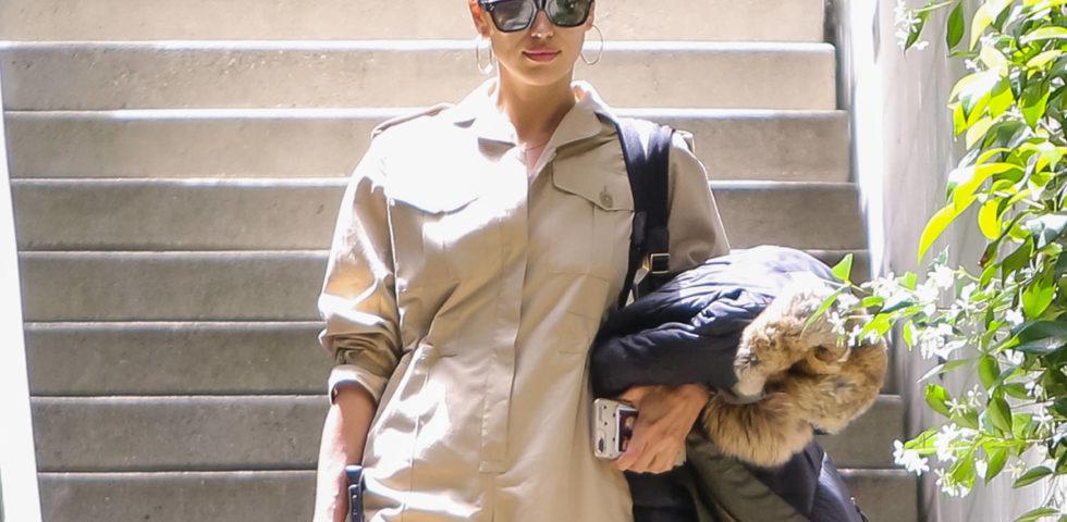 Bradley Cooper e Irina Shayk si separano: lei va via di casa con la figlia