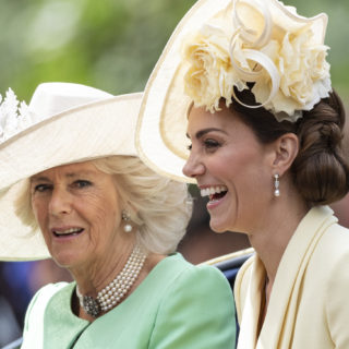 Kate Middleton: il look per Trooping the Colour