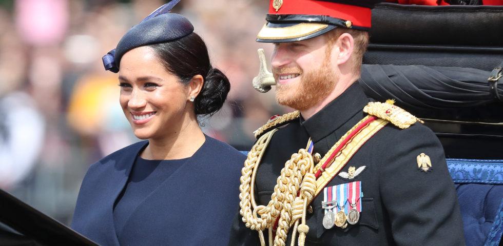 Meghan Markle torna in pubblico dopo la nascita di Archie