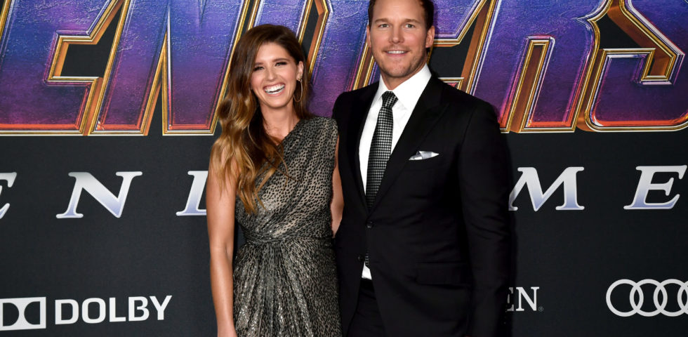 Chris Pratt ha sposato Katherine Schwarzenegger: la foto della coppia vestita Armani