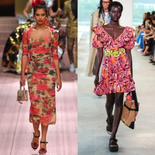 Trend Alert: 10 abiti con stampa floreale