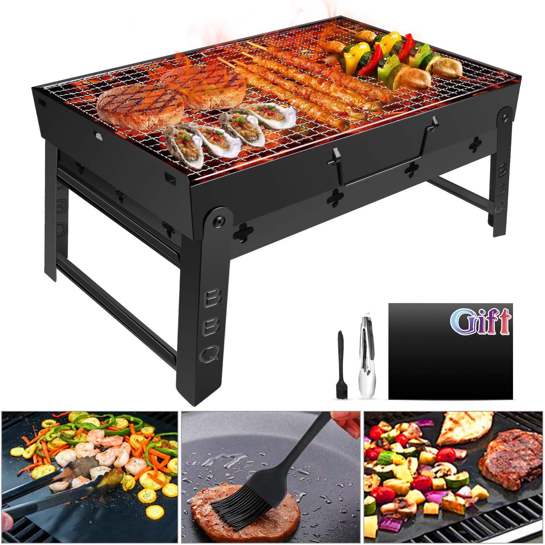 Come scegliere un barbecue da campeggio