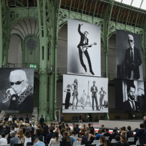 Karl for Ever: il tributo a Lagerfeld al Grand Palais