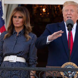 Donald Trump contro gli Oscar di Parasite e Brad Pitt