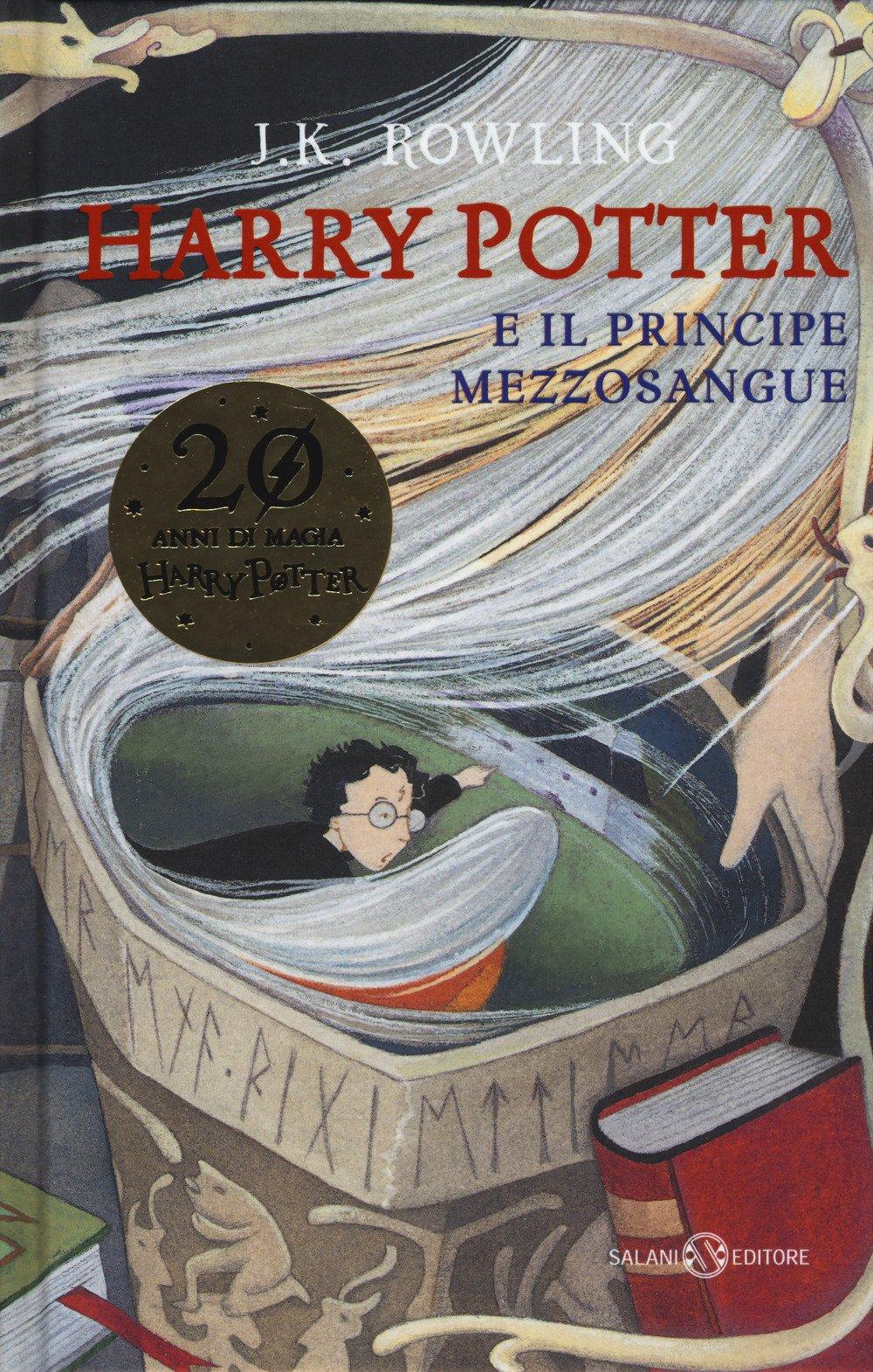 Guida ai 7 libri di Harry Potter