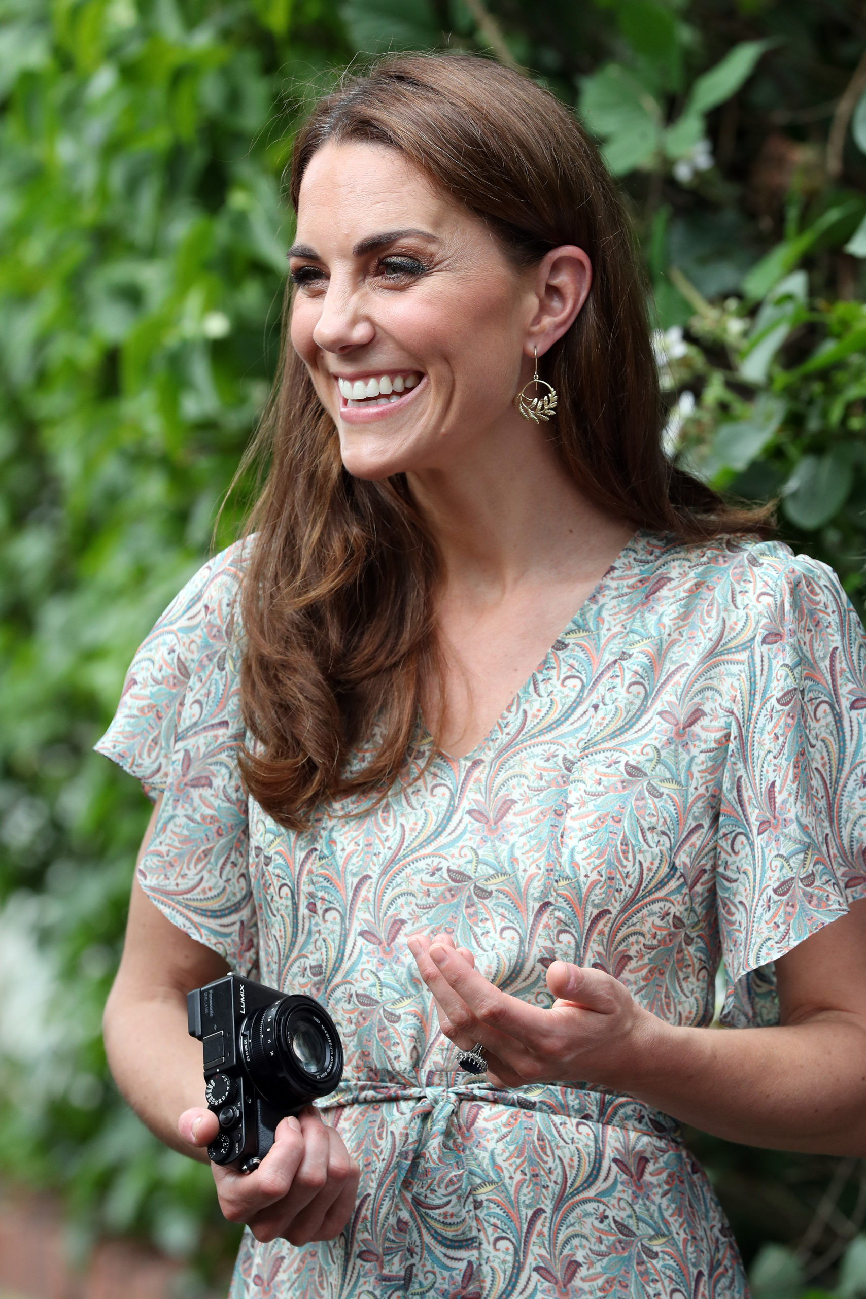 Kate Middleton appasionata di fotografia