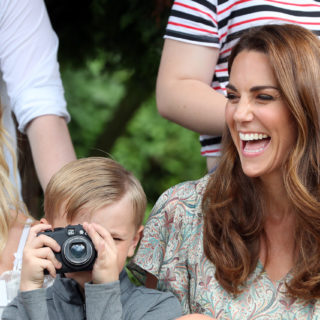 Kate Middleton madrina della Royal Photographic Society