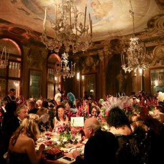 Tiepolo Ball 2019, le foto dell'evento