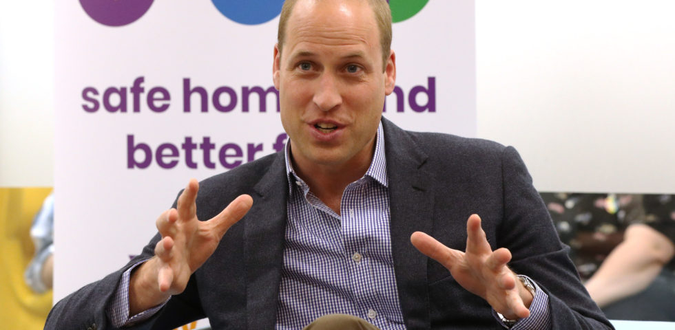 Principe William: nessun problema se i miei figli fossero gay