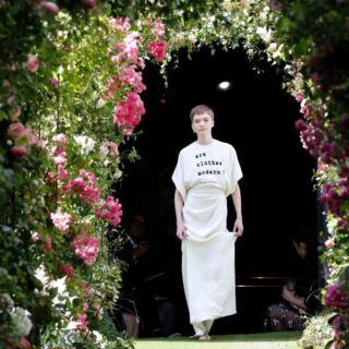 Dior Haute Couture, la strega punk di Maria Grazia Chiuri