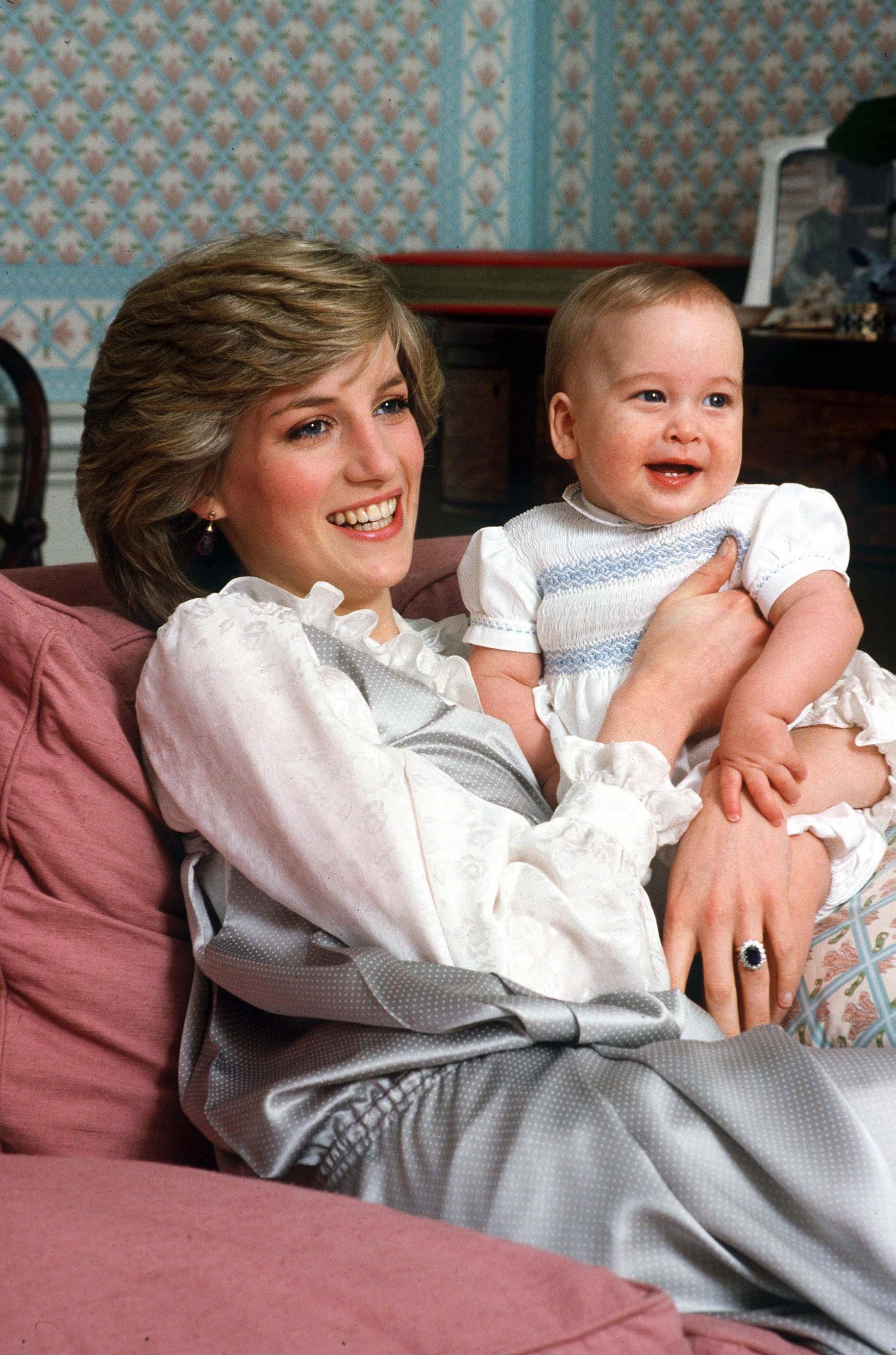 William ricorda Diana per il suo compleanno